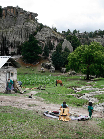 Los Tarahumara o Raramuri