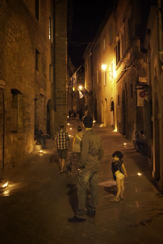 Corteo dei Ceri, Montepulciano