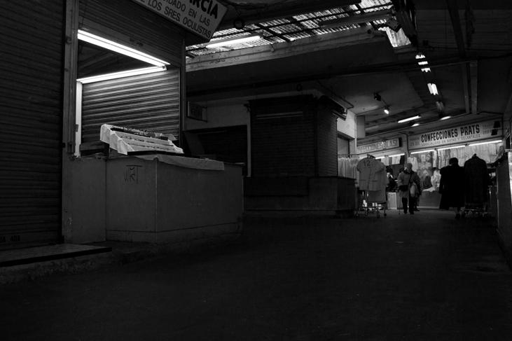 Mercado de San Antoni, Barcelona 2009