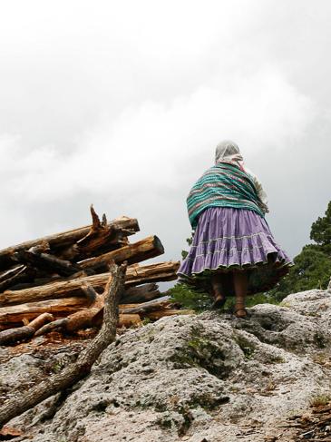Tarahumara significa lo que corren deprisa
