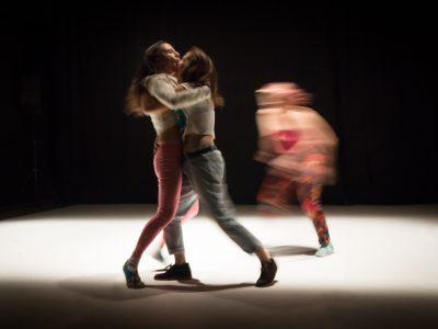 Fotografías de teatro, CATALINA – Iniciativa Sexual Femenina