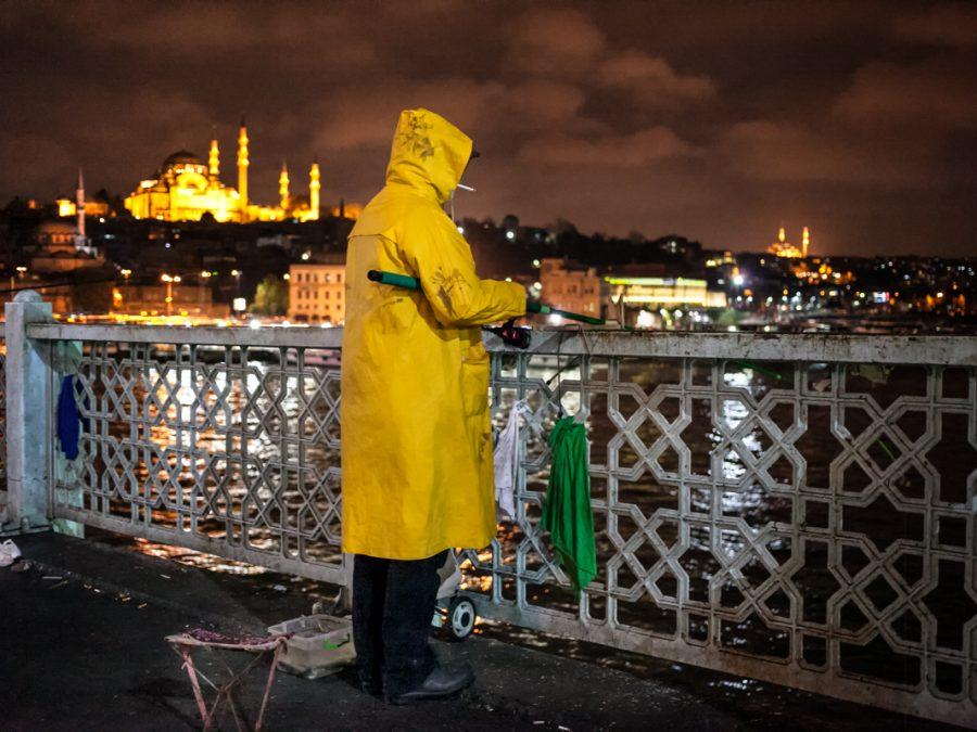 Fotografías de un viaje, ISTANBUL