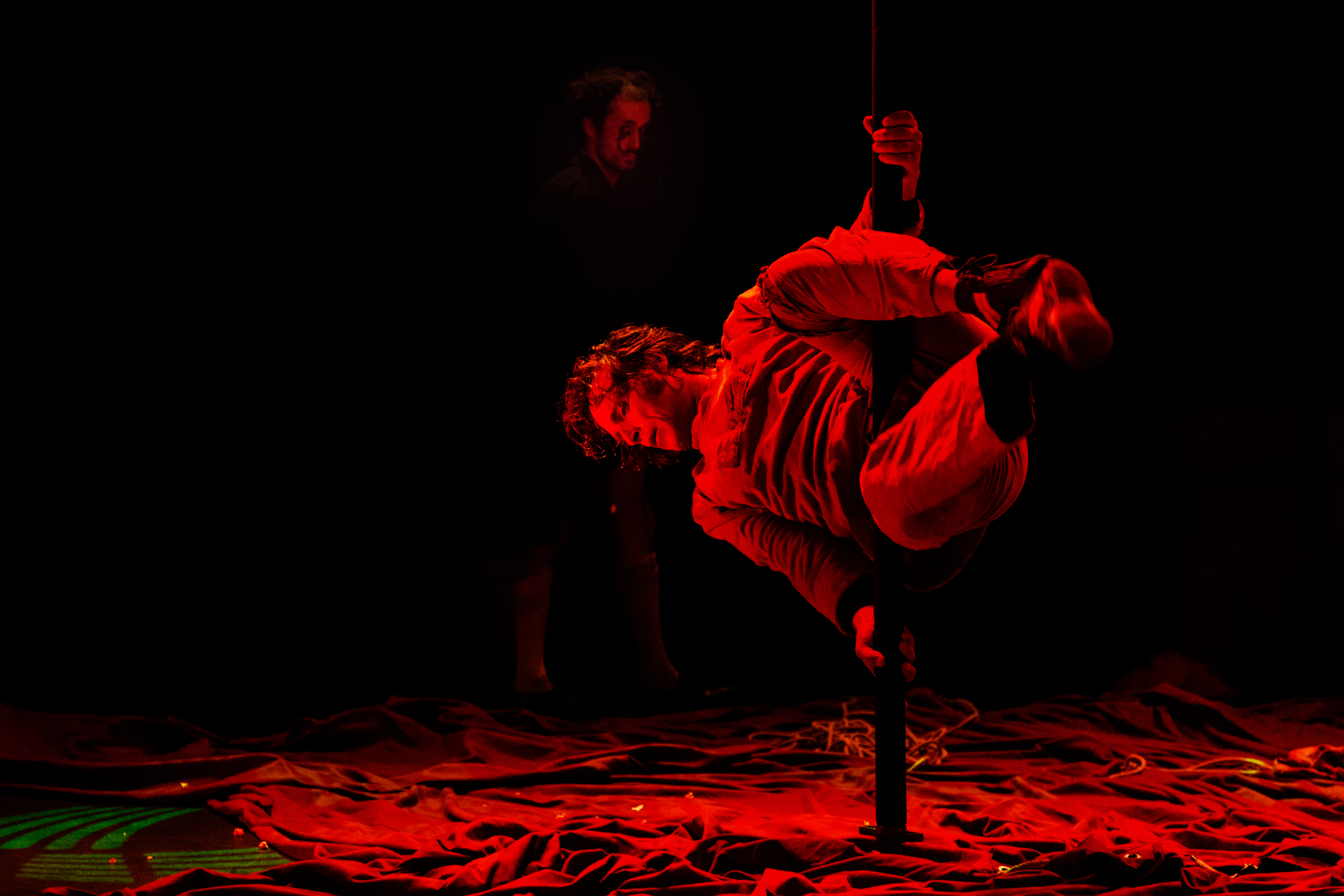 Fotografías de artes escénicas, el circo de Redondo y Albuerne.