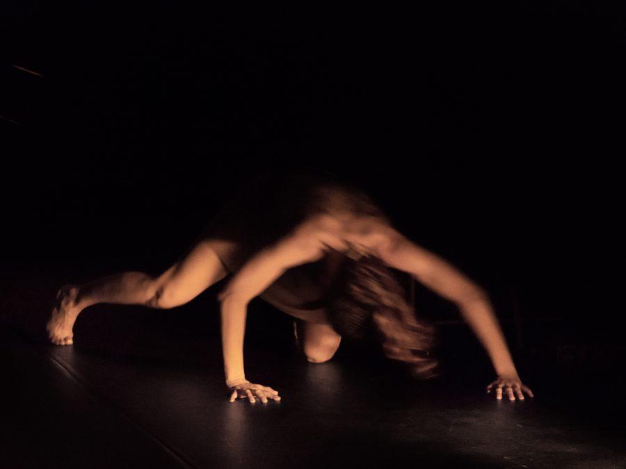 Fotografías de danza, Marina Nabais