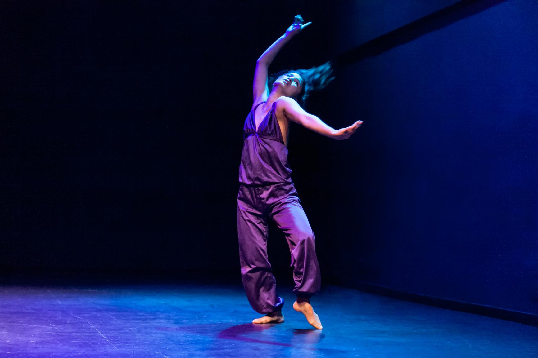 Fotografías de danza, Sachiko Fullita por Alessia Bombaci