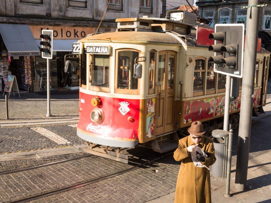 Fotografías de un viaje, Oporto