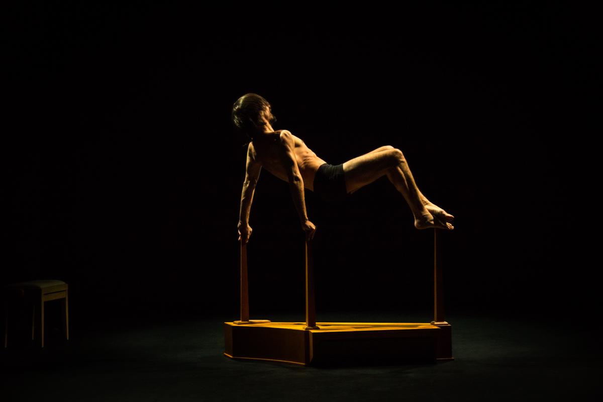 Fotografías de artes escénicas David Fernandez